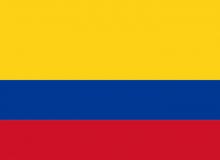 Kolumbie vlajka