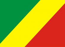 Kongo vlajka