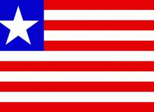 Libérie vlajka