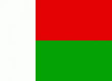 Madagaskar vlajka