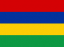 Mauricius vlajka