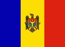 Moldavsko vlajka
