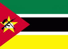 Mosambik vlajka