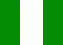 Nigérie vlajka
