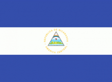 Nikaragua vlajka