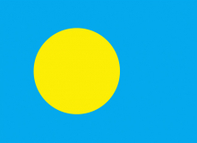 Palau vlajka