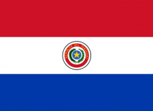 Paraguay vlajka