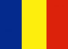 Rumunsko vlajka