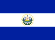 Salvador vlajka