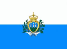 San Marino vlajka