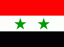 Sýrie vlajka