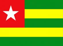 Togo vlajka