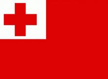 Tonga vlajka