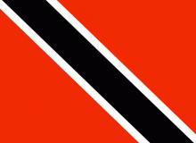 Trinidada Tobago vlajka