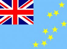 Tuvalu vlajka