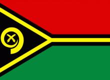 Vanuatu vlajka