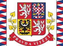 Vlajka prezidenta České republiky
