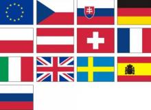 Vlajky pro hotel