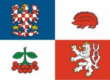 Vlajka kraje Vysočina