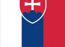 Vlajka Slovenska – zástava s tunýlkem